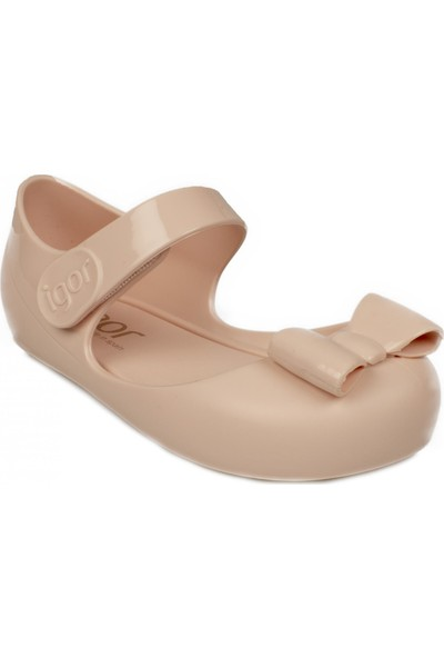Igor 10167 Mia Lazo Pembe Çocuk Sandalet