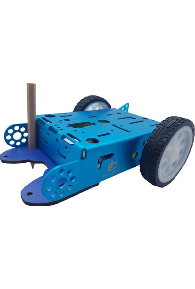 Makers Dükkan Maker Bot Metal Robot Platformu