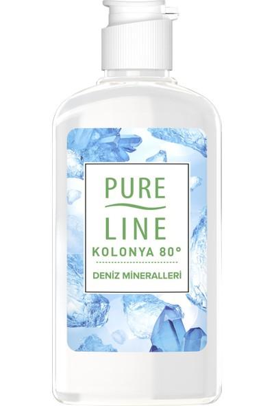 Pure Line Deniz Mineralleri 80 ° Kolonya 250 ML