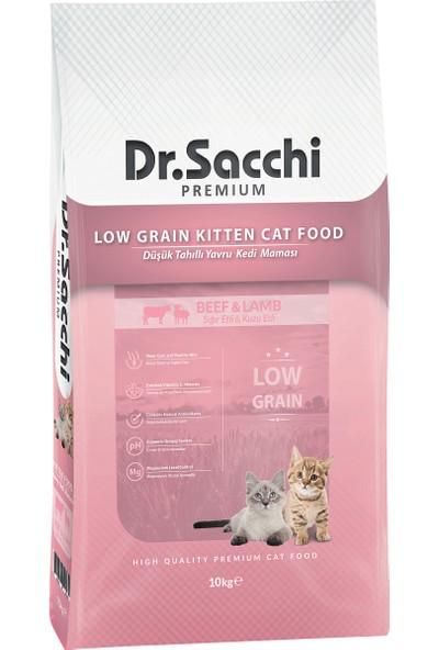 Dr. Sacchi Premium 10 kg Yavru Kedi Maması
