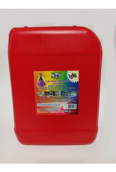 Dtx Kimya Ixir Çok Amaçlı Temizleme Solisyonu 5 lt
