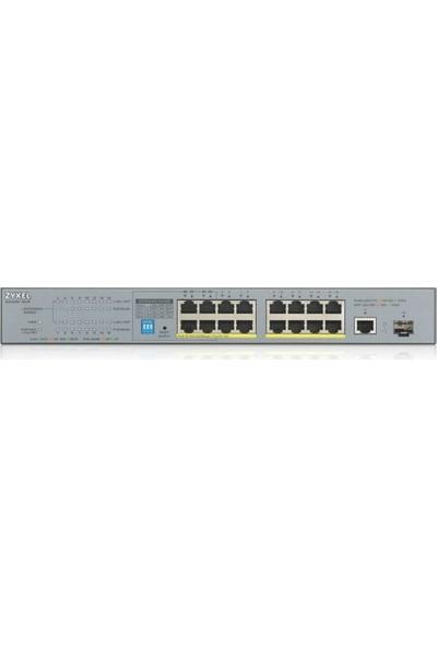 Zyxel GS1300-18HP 16PORT+1SFP Gigabit Poe Switch