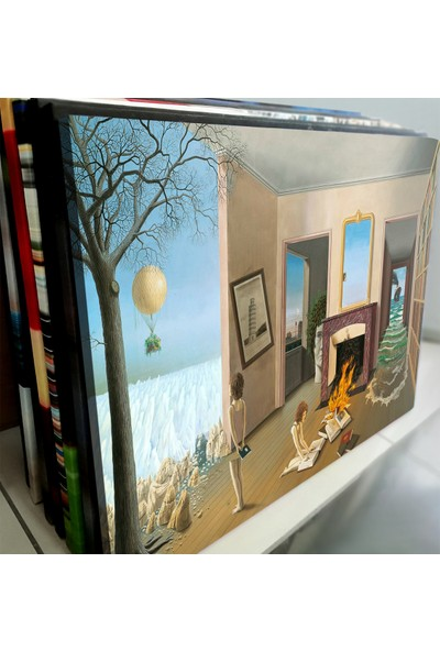 Artas Dominique Appia - Entre Les Trous De La Memoire Tablosu