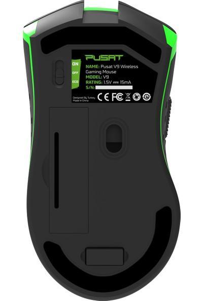 Monster Pusat V9 Wireless Mouse