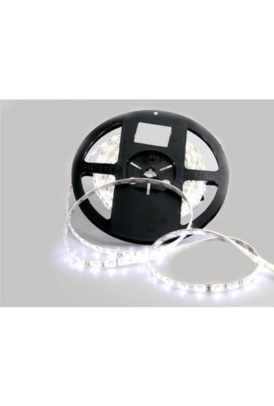 Nargo Silikonlu LED Şerit Dış Mekan Aydınlatma Beyaz 5 M