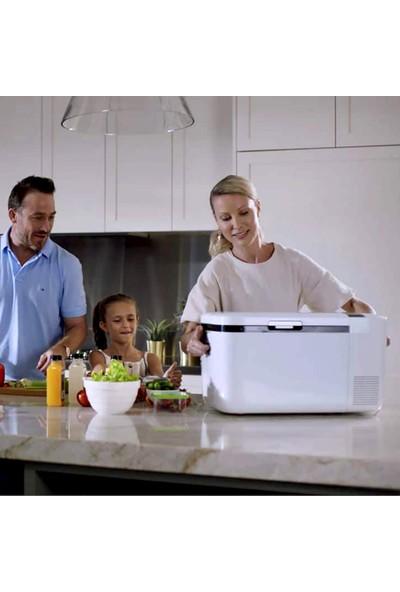 Iceco YCD20 12/24V 20 lt Kompresörlü Oto Buzdolabı