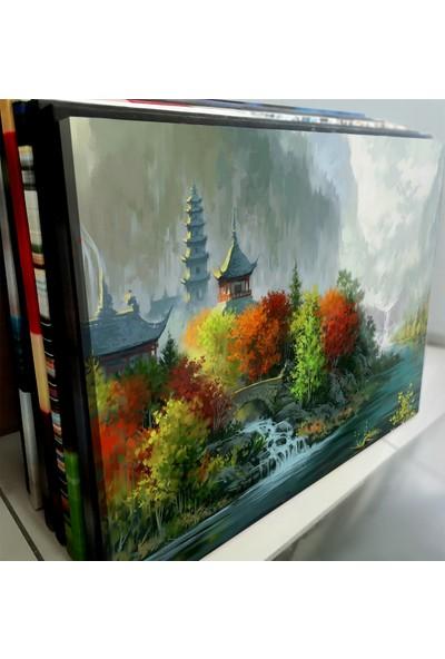 Artas Doğa Tabiat Yağlı Boya Görünümlü Kanvas Tablo