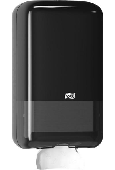 Tork   556008 Katlamalı Tuvalet Kağıdı Dispenseri Siyah