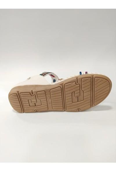 Guja 20Y151-3 Kadın Dolgu Topuk Sandalet