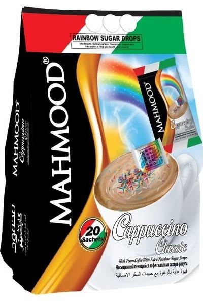Mahmood Cappuccino Rainbow 25gr x 20 adet