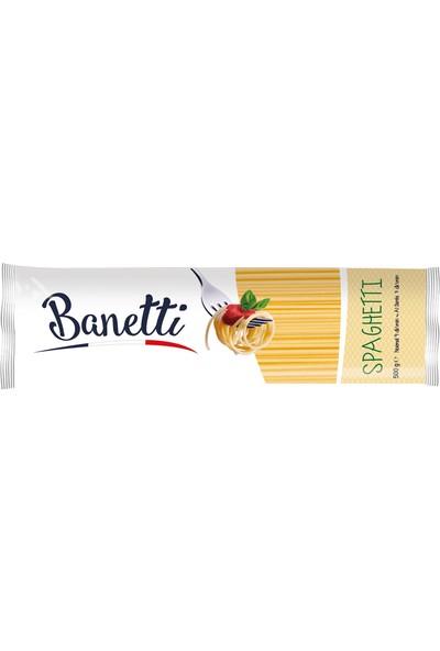 Banetti Spaghetti 20 x 500 gr