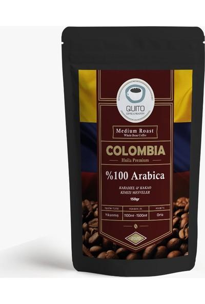 Quito Coffee Colombia Huila Premium Filtre Kahve 150 gr