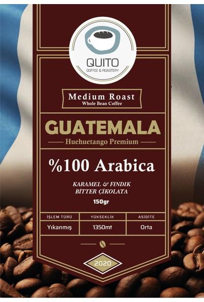 Quito Coffee Guatemala Huehuetango Premium Filtre Kahve 150 gr