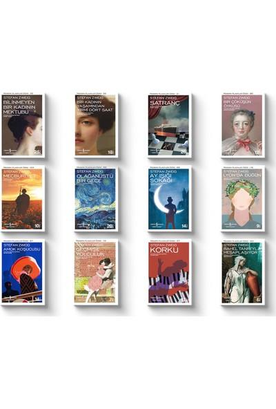 Stefan Zweig Seti - 12 Kitap
