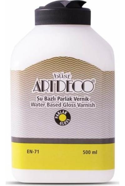 Artdeco Su Bazlı Vernik Extra Parlak 500 ml