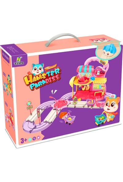 Başel Hamster Supermarket Set