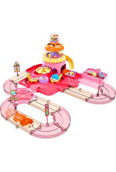 Başel Hamster Restaurant Set