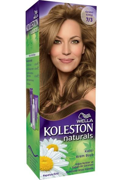 Koleston Naturals Saç Boyası 7/3 Karamel Kumral
