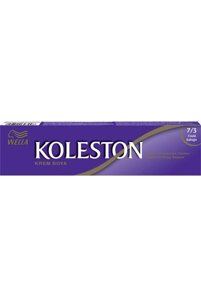 Koleston Tüp Boya 7-3 Fındık Kabuğu
