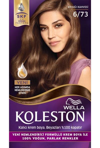 Wella Koleston Set Saç Boyası 6/73 Ayışığı Kahvesi