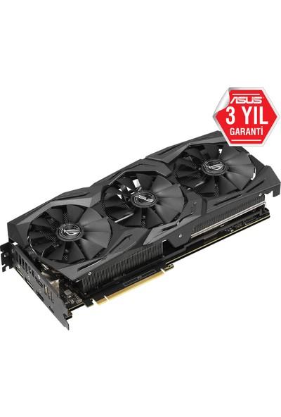 Asus ROG Strix GeForce RTX2070 Gaming 8GB 256Bit GDDR6 (DX12) PCI-E 3.0 Ekran Kartı (ROG-STRIX-RTX2070-8G-GAMING)
