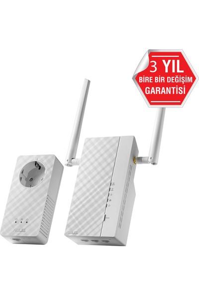 ASUS PL-AC56 DualBand-Kablosuz Powerline Adaptör Kiti