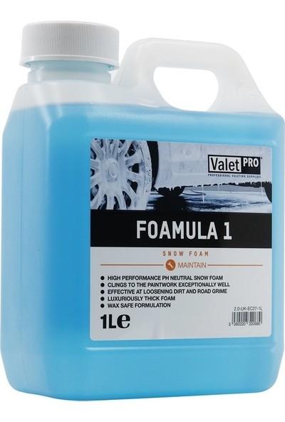 Valet Pro Foamula 1 Ph Nötr Yıkama Köpüğü 1 lt