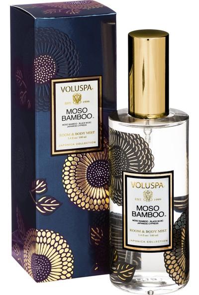 Voluspa Oda Spreyi Moso Bamboo 100 ml