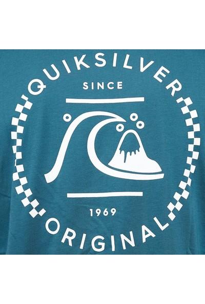 Quiksilver Highergroundss Tees Bsm0 Erkek Tişört EQYZT05824-BSM0