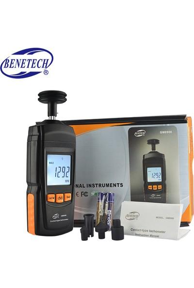 Benetech Benetech Gm8906 Temaslı Dijital Takometre