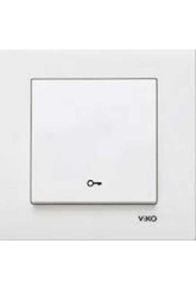 Viko Viko Karre Beyaz Kapı Otomatiği