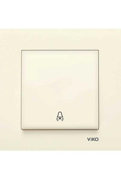 Viko Viko Karre Krem Kapı Otomatiği Çerçeve Hariç