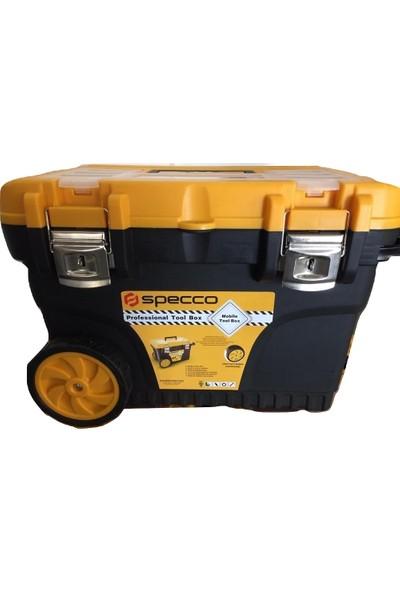 Specco Specco Tekerlekli Takım Sandığı
