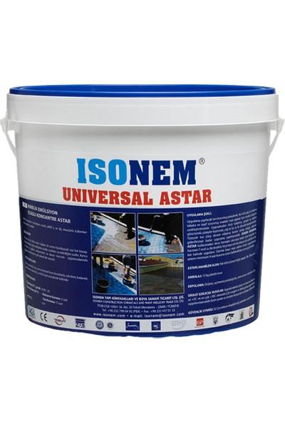 İsonem Universal Astar - Akrilik Esaslı Astar 5 Kg