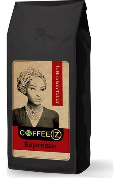 Coffeeız Espresso Çekirdek Kahve 1000 gr