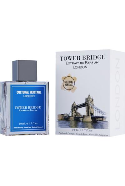 Cultural Heritage Tower Bridge Extrait De Parfum London