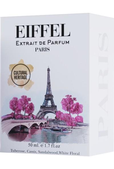 Cultural Heritage Eiffel Extrait De Parfum Paris