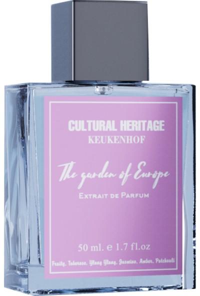 Cultural Heritage The Garden Of Europe Extrait De Parfum Keukenhof