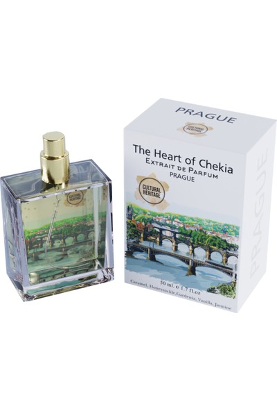Cultural Heritage The Heart Of Chekia Parfum Prague