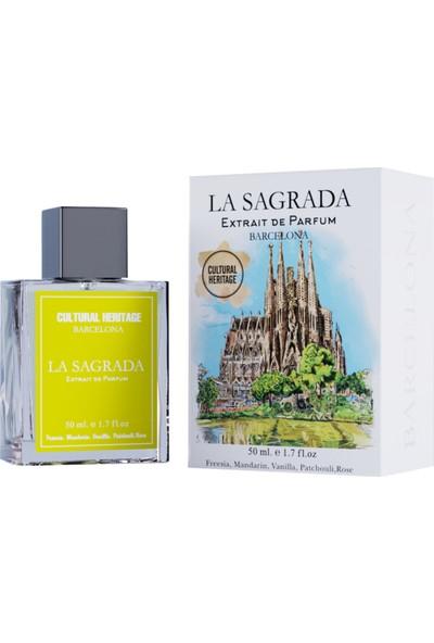 Cultural Heritage La Sagrada Extrait De Parfum Barcelona