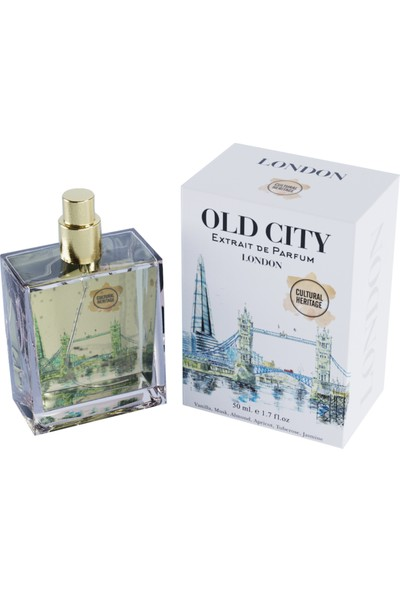 Cultural Heritage Old City Extrait De Parfum London