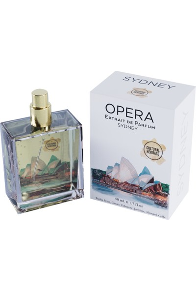 Cultural Heritage Opera Extrait De Parfum Sydney