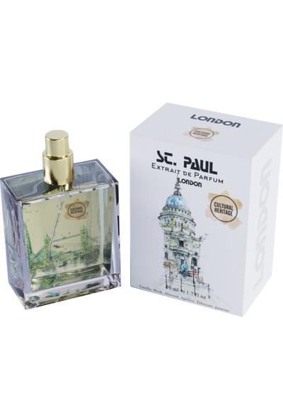 Cultural Heritage St. Paul Extrait De Parfum London