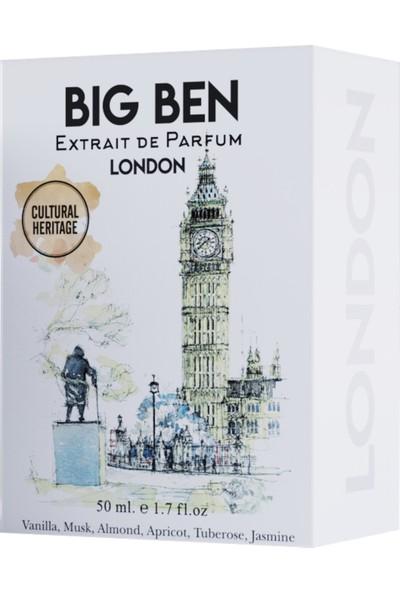 Cultural Heritage Big Ben Extrait De Parfum London