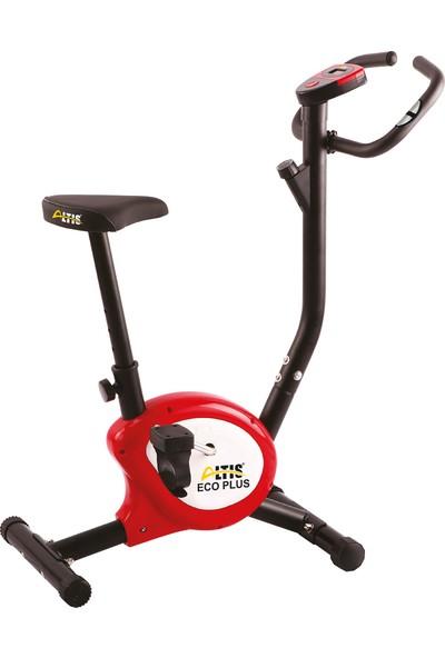 Altıs Eco Plus Dikey Bisiklet Kırmızı