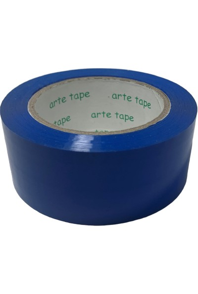Arte Artetape 45 mm x 100 M Mavi Renkli Koli Bantı