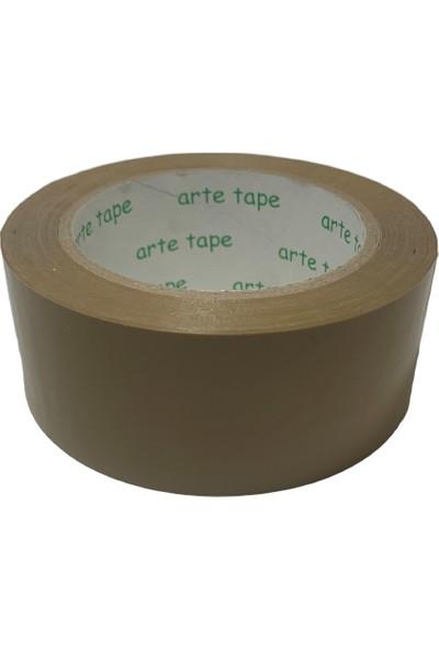 Arte Artetape 45 mm x 100 M Taba Renkli Koli Bantı