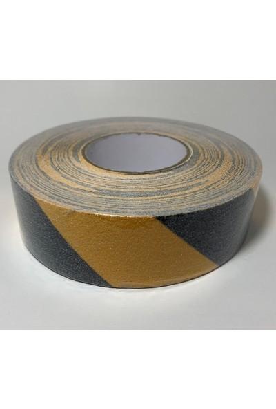 Arte Artetape 50 mm x 25 M Kaydırmaz Bant-Sarı Siyah