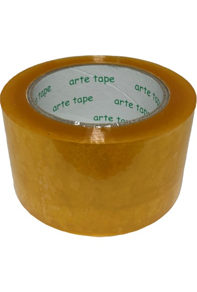 Arte Artetape 60 mm x 100 M Şeffaf Koli Bantı