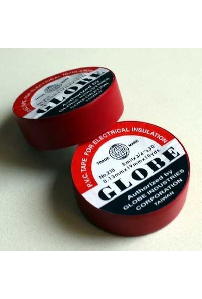 Globe Globe İzolebant Kırmızı